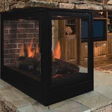 pearl designer peninsula direct vent fireplace 36