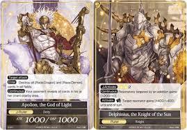 apollon the of light delphinius the knight of the sun