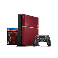 Limited Edition Metal Gear Solid 5 Ps4 Console Price