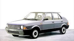 Fiat Ritmo L 5 door 138 1985 88 - YouTube