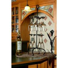 Reclaimed Wood Wine Cabinet Stemware Rack Included Wine Racks Cabinets Wayfair