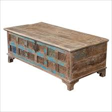 Marvelous Coast To Coast Imports Storage Coffee Table In Rustic Mango