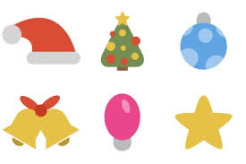Simple Christmas Iconset 12 Icons G Pritiranjan Das