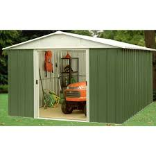 10x8 hipex tised wooden garden shed free delivery and free fitting supplied and fitted garden sheds uk heavy duty sheds premium sheds shed co