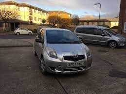 Toyota Yaris 1.0 ltr, 2007, low mileage, 60 mpg, well maintained ...