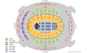 Club Nokia Seating Chart 35 Specific Garden Seat Chart