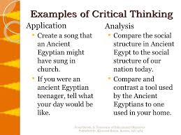 Critical Thinking skills    its a    process  ArchDaily