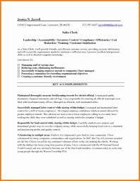 Gallery Of Mail Clerk Sample Resume Finance Cover L Sevte