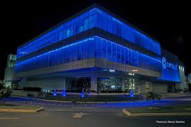mexican department lit with dynamic led lighting solutions