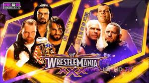 Theo C. Presents The March To Wrestlemania Wrestlemania xXx.