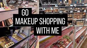 go makeup ping with me makeup starter kit for beginners