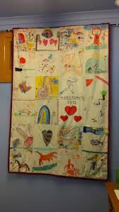 63 best Quilts images on Pinterest | Display boards, Homes and Modern & Our Classroom Quilt - a great craft for the first week of school to create a Adamdwight.com