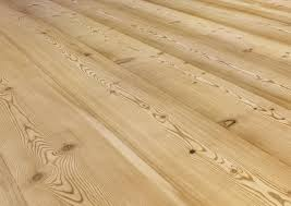 larch wide plank brushed white oil by mafi wood flooring