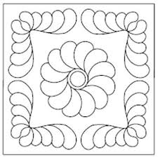 140 best Quilt Trapunto Style images on Pinterest   Drawings ... & quilt stencil patterns free   QUILTING MOTIF PATTERNS   Browse Patterns Adamdwight.com
