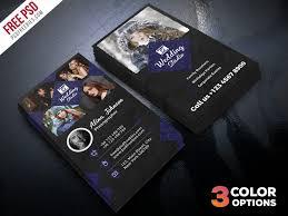 Photographer Business Card Template Psd Download Psd