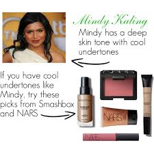 um will makeup picks for deep rich skin tones with cool undertones star profile mindy