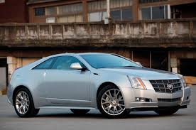 Review: 2011 Cadillac CTS Coupe Photo Gallery - Autoblog