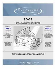 Canadian Airport Charts Cac Canadian Airport Charts Nav Canada