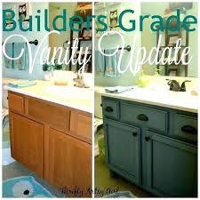 bathroom cabinet redo.  Bathroom Redoing Bathroom Cabinets Redo Vanity Attractive Design How To Remodeling  Medicine Full Size And Cabinet T