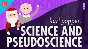 Venn Diagram Of Real And Fake Science Karl Popper Science And Pseudoscience Crash Course Philosophy 8
