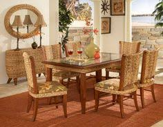 rattan and wicker dining sets tropical dining sets other metro american rattan wicker