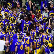Post 2019 Nfl Draft La Rams Depth Chart Look 53 Man Roster