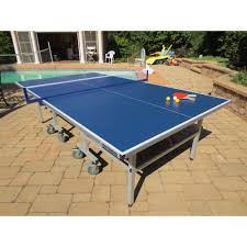 Extreme Ping Pong Outdoor Ping Pong Table Tennis Set