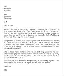Business Offer Letter Format #70B9617B0C50 - Openadstoday