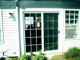 cost to replace sliding glass door replacing sliding door with sliding glass door cost costco sliding