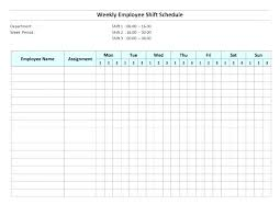 Schedule Maker For Work Daily Routine Schedule Maker Template For Resume Free Work Templates