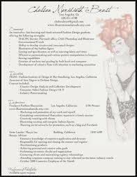 Fashion Resume Examples Custom Resume ƒαѕнιση ιℓℓυѕтяαтιση Pinterest Fashion Resume Resume