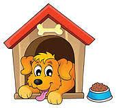 animal shelter clipart. Beautiful Shelter Dog U0026 Cat Silhouettes Image With Dog Theme 1 On Animal Shelter Clipart T
