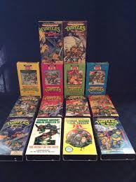 lot of 14 age mutant ninja turtles burger king kids club vhs audio tapes