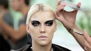alien fantasy makeup tutorial part 2