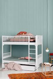 Seaside Bedroom Furniture Seaside Bunk Bed With Vertical Ladder And Bed Drawer By Oliver