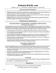 Social Work Resume Sample Fascinating Social Work Resumes Samples Social Work Resume Samples Sample Resume