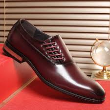 Flangesio Men Shoes <b>Big Size 38-48</b> High Quality Formal Shoes ...