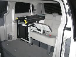 Auto Mobile Office Mini Van Mobile Office