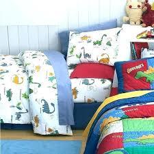 dinosaur bedding full size set duvet covers queen king size dinosaur bedding great toddler train twin