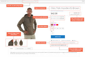 products page simple details on configurable product for magento 2