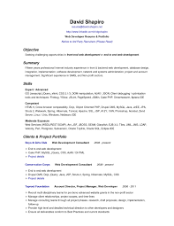 Sample Resume Objectives For The Medical Field Refrence Health Care