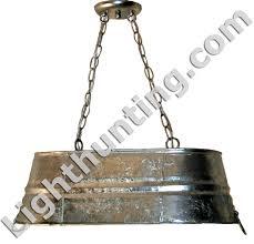 tin lighting fixtures. galvanized tub hanging light fixtures tin lighting