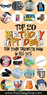 birthday gift ideas for your husband or boyfriend