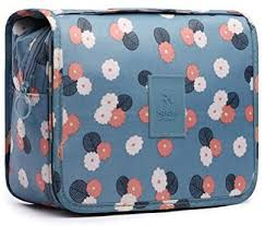 HaloVa Toiletry Bag Multifunction Cosmetic Bag ... - Amazon.com