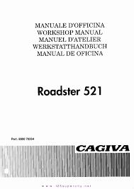 Sprüche Für Bilderrahmen Schön Manuel Cagiva Roadsters By Christ