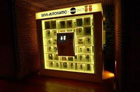 Vending Machines In New York Best Luxury Vending Machine Commes Des Garcons Miansai Etc Picture