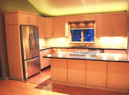 Hand Crafted Custom Ash Kitchen Cabinets By Blue Spruce Joinery By