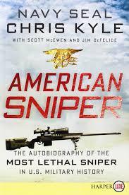 American Sniper LP : Kyle, Chris, McEwen, Scott, DeFelice, Jim: Amazon.de:  Bücher