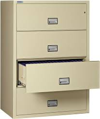 lateral file cabinet 4 drawer. Lateral Fireproof File Cabinets. Hon 4 Drawer Cabinet