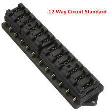 kia sportage fuses fuse boxes car truck van 12 way circuit standard ato blade fuse box block holder 12v 24v fits kia sportage